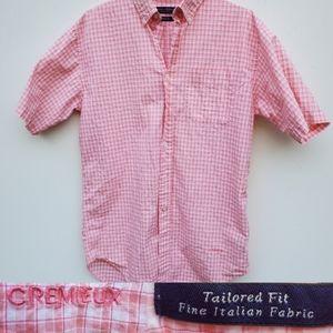 DANIEL CREMIEUX Italian tailored fit short SMALL